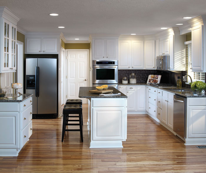 Thermofoil Kitchen Cabinets