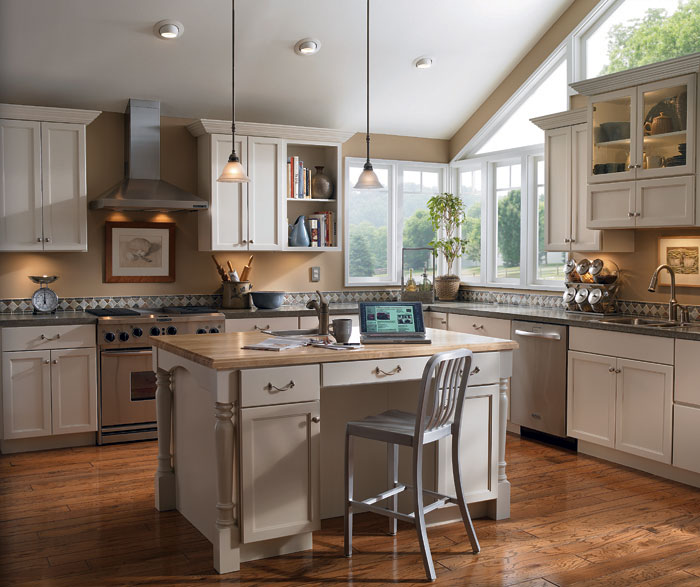 Painted Kitchen Cabinets Masterbrand
