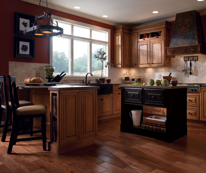Coffee Colored Kitchen Cabinets Masterbrand
