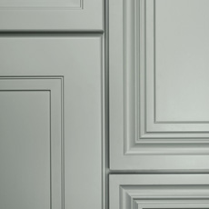 Painted cabinet doors