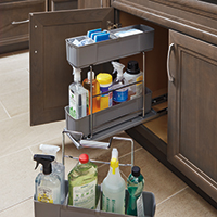 Sink Base Cleaning Caddy