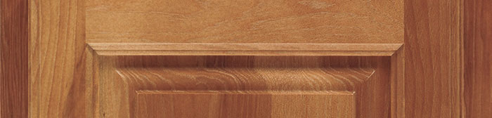 Hickory cabinet door from MasterBrand