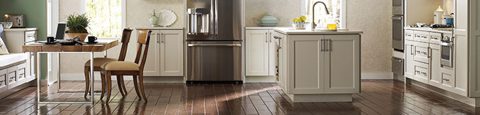 MasterBrand offers kitchen design ideas to make your kitchen design work for you.