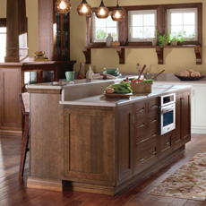 Kitchen Island Design Ideas Masterbrand Cabinets