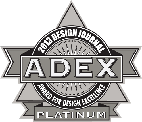 ADEX Platinum Kitchen Design Excellence Award