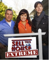 A&E Sell This House Extreme cast