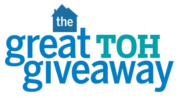 The Great This Old House Giveaway Logo