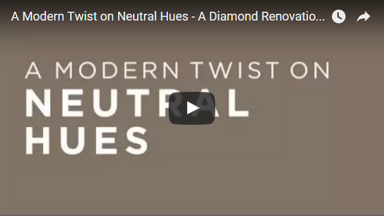 Still image from Modern Twist on Neutral Hues video>