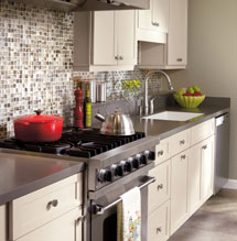 Casual elegant kitchen design