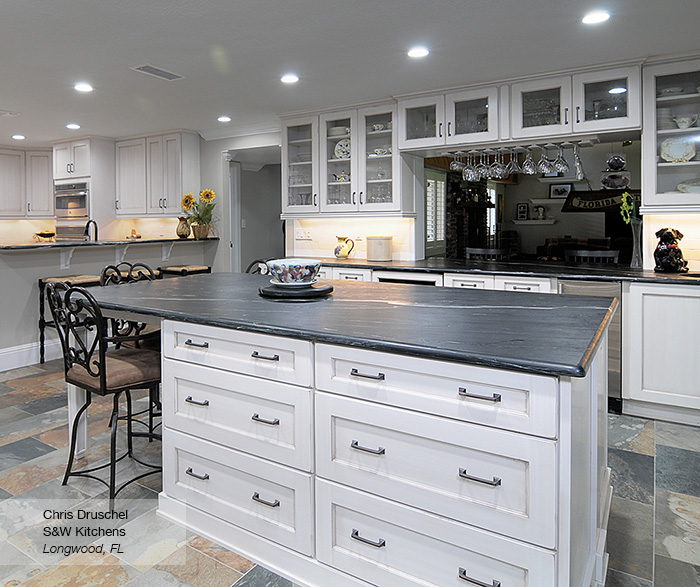 Awesome Shaker Style Kitchen Cabinets White