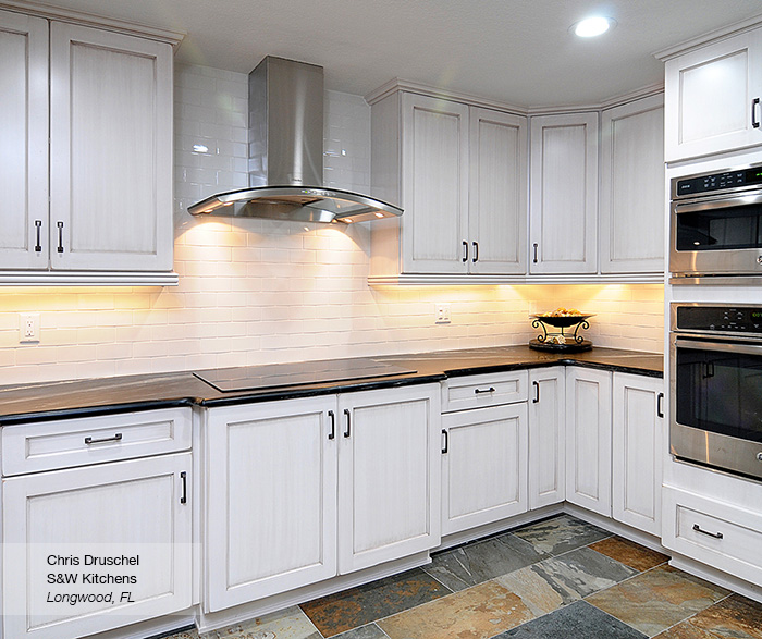 Pearl White Kitchen Cabinets Pearl White Shaker Style Kitchen Cabinets   MasterBrand