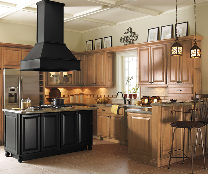 Schrock Tall Kitchen Cabinets