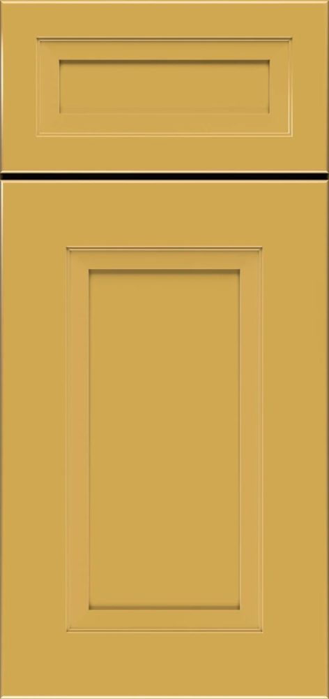 Straw Cabinet Finish by Omega Cabinetry