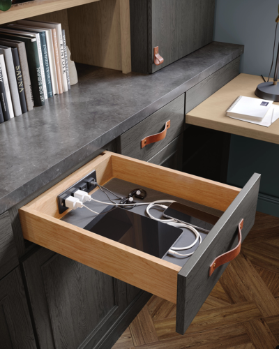 Work from home - Drawer Charging Station