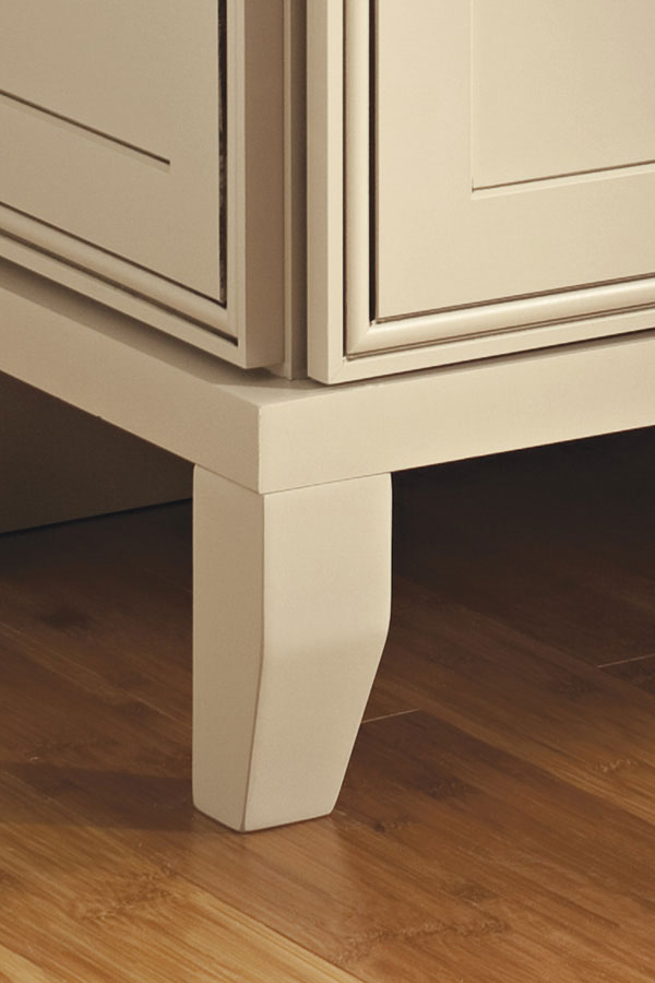 Tapered Cabinet Foot