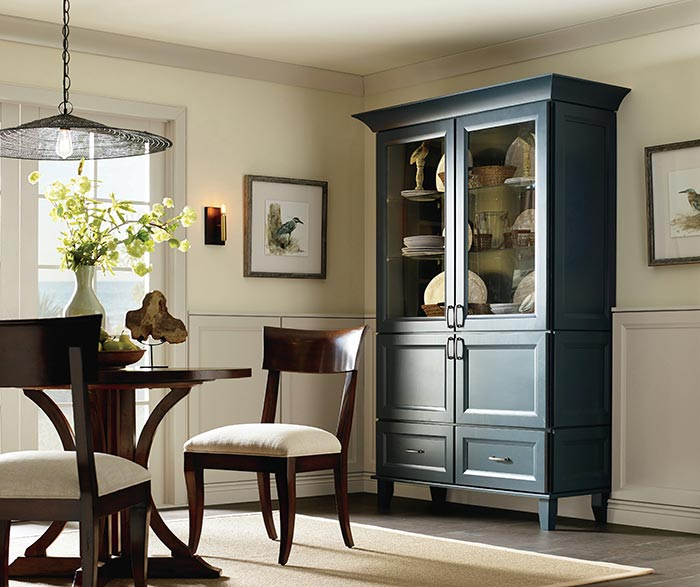 Kennedy dining room storage cabinet in Maple Maritime